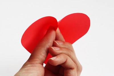 pinch-heart