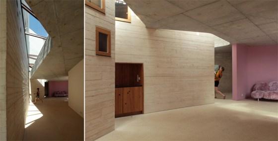 rtrew Maison L by Christian Pottgiesser บ้านธรรมดาที่ไม่ได้ธรรมดา