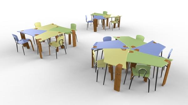 25560304 192940 โต๊ะทำงาน..Collaborate… or Don't!