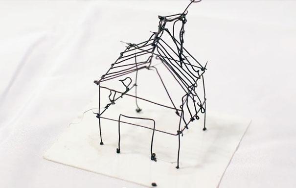 25560307 184252 3Doodler ปากกาสร้างโมเดล 3 มิติ กลางอากาศ ครั้งแรกในโลก