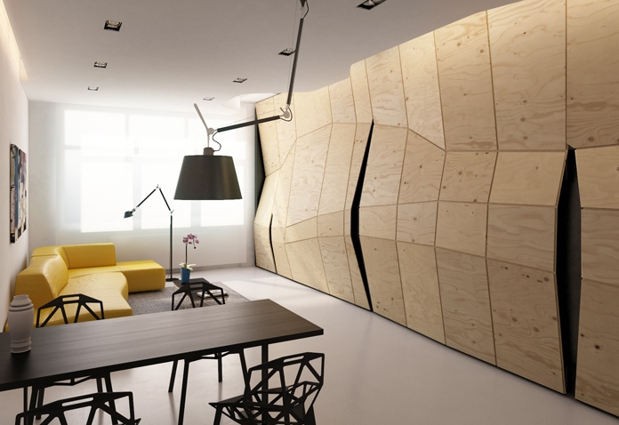 25560313 110510 60 Square Meters Apartment Concept by Vlad Mishin
