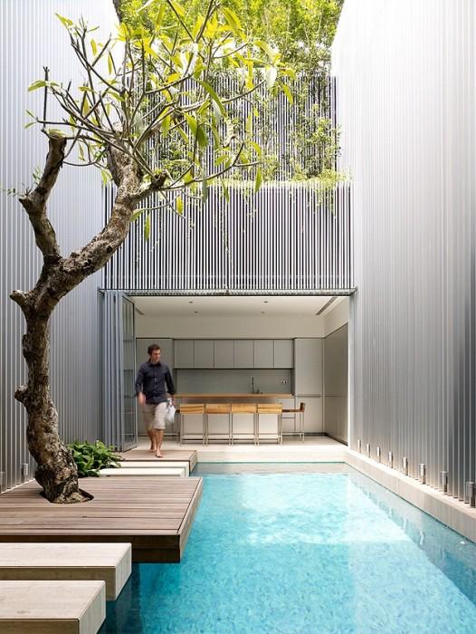 25560313 180820 ห้องแถวเก่ายุค art deco ที่เชื่อมโยงเอาความเก่า ความทันสมัย และธรรมชาติ มาอยู่ร่วมกันได้แบบลงตัวที่สุด
