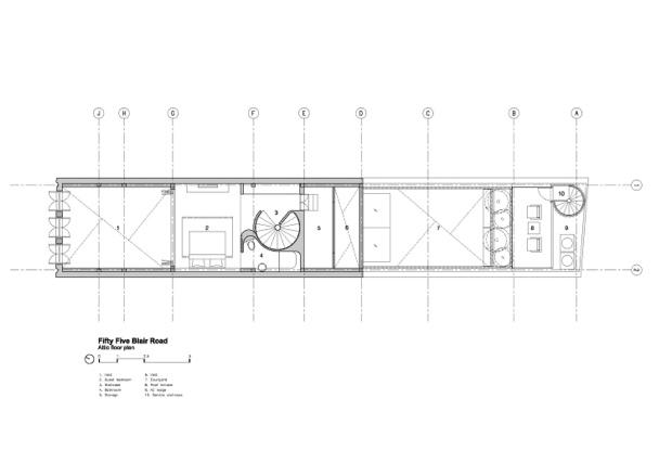 25560313 181551 ห้องแถวเก่ายุค art deco ที่เชื่อมโยงเอาความเก่า ความทันสมัย และธรรมชาติ มาอยู่ร่วมกันได้แบบลงตัวที่สุด