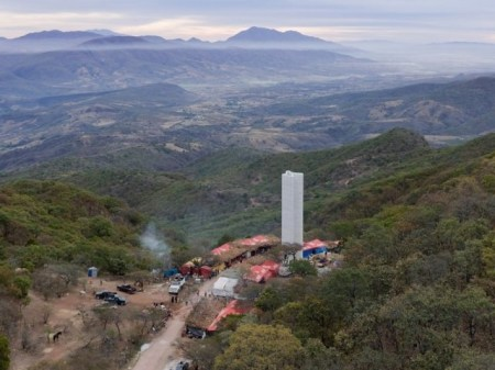 5072356828ba0d48f3000165 ce 119911 slide 450x337 Cerro del Obispo Lookout Point ตึกคอนกรีตสูงทรงแปลกตา