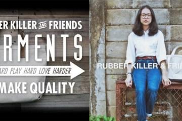 """RUBBER KILLER"" แฟชั่นสุดเท่ จากยางในรถยนต์ 17 - Art & Design"