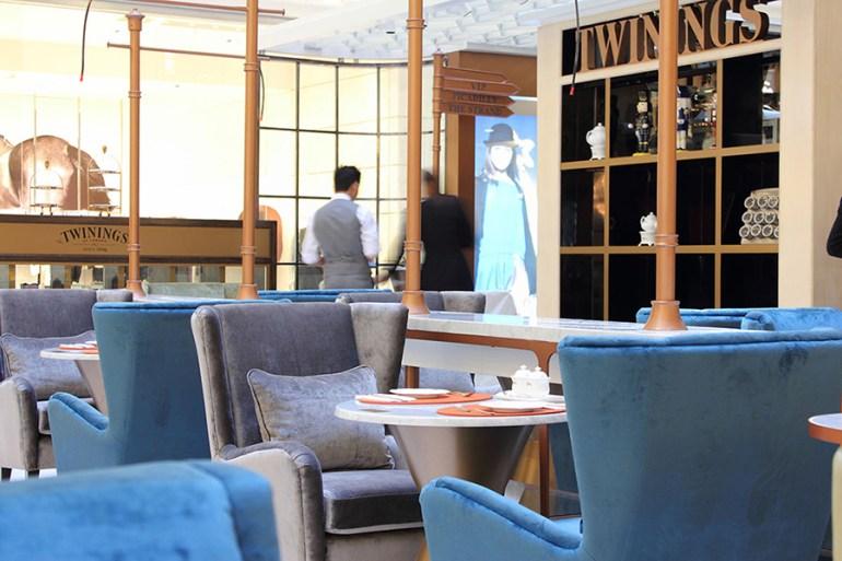 จิบชายามบ่ายที่ Twinings Tea Boutique ชั้น 1 เซ็นทรัลเวิลด์ 20 - REVIEW