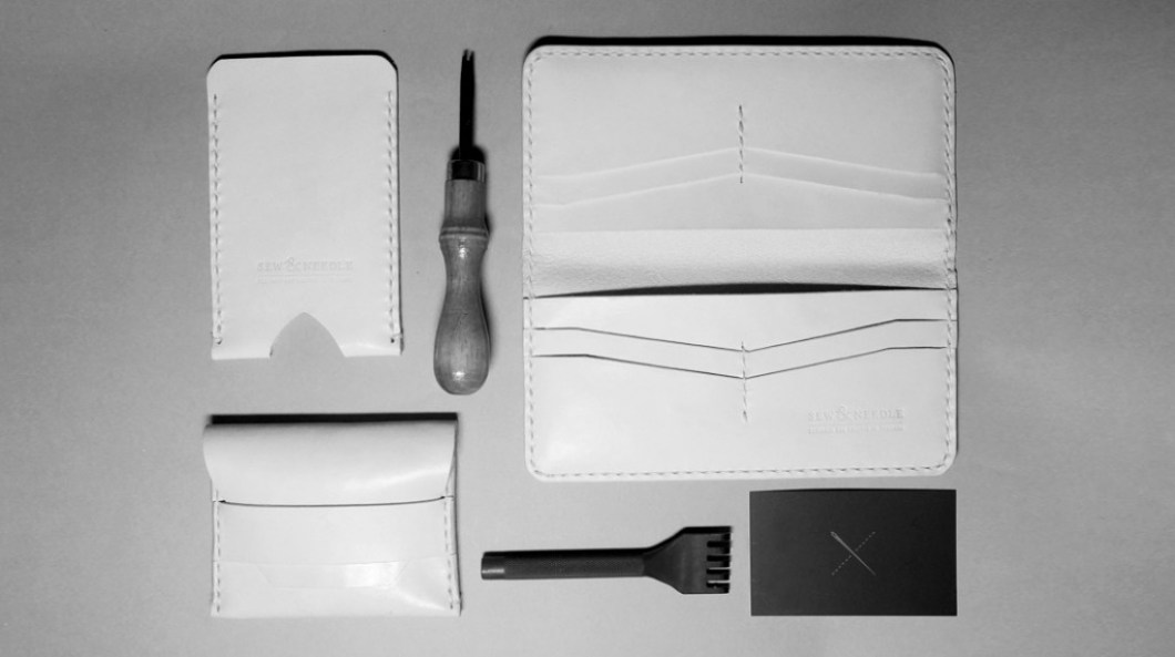 item rearrange Sew And Needle..เครื่องหนังแฮนด์เมดที่สะท้อนตัวตน ของ นรศักดิ์ รามสูต..