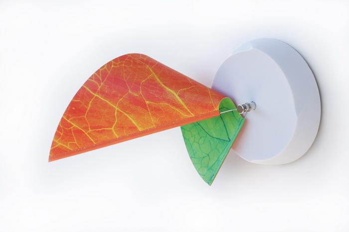 orange+green resize Manifold clock..นาฬิกาที่เวลาเปลี่ยน..ดีไซน์เปลี่ยน