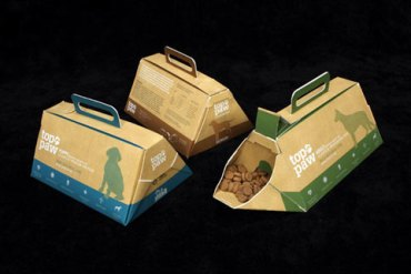 Top paw,dog food packaging 30 - หมา
