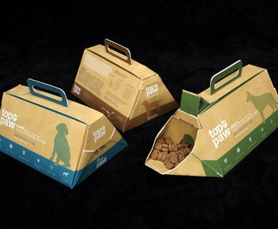 Top paw,dog food packaging 15 - packaging