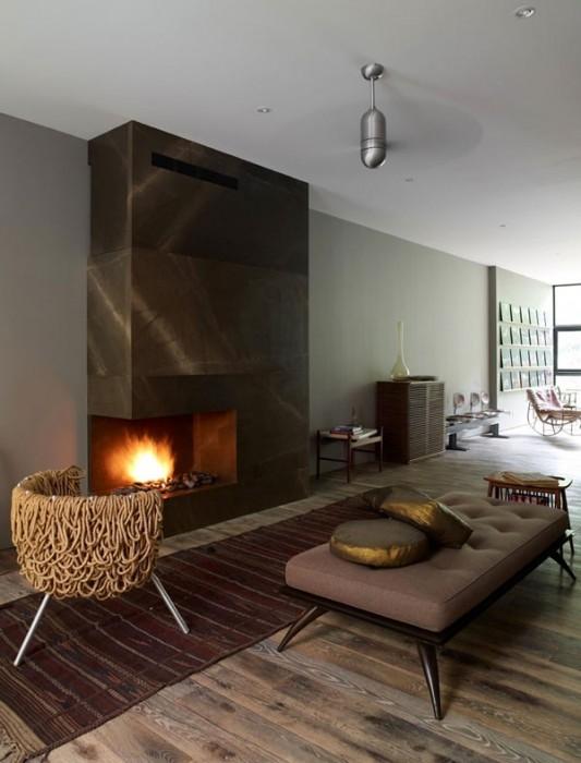 25560408 211717 บ้านTownhouse ของแฟชั่นดีไซเนอร์ในย่าน Chelsea, New York จะ creative ขนาดไหน