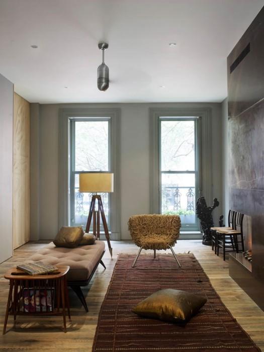 25560408 211728 บ้านTownhouse ของแฟชั่นดีไซเนอร์ในย่าน Chelsea, New York จะ creative ขนาดไหน
