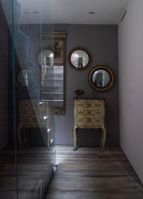 25560408 211924 บ้านTownhouse ของแฟชั่นดีไซเนอร์ในย่าน Chelsea, New York จะ creative ขนาดไหน