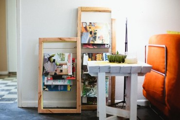 DIY Magazine Rack 15 - DIY