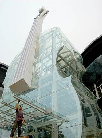 25560415 230705 Piano House in Huainan..ตึกนี้สำหรับคนรักดนตรี
