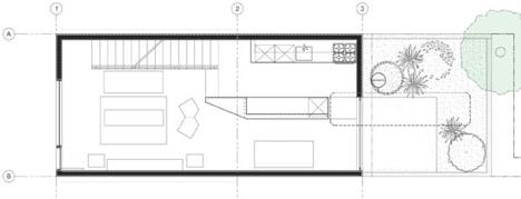 25560419 172251 Eel's Nest บ้านแคบๆ ใน LA ที่ได้แรงบันดาลใจจากบ้านแคบๆในญี่ปุ่น