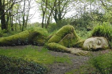 The Lost Gardens of Heligan...สวนอายุ 400ปี ที่หายไปจากโลกนี้เกือบ 100ปี 2 - Heligan