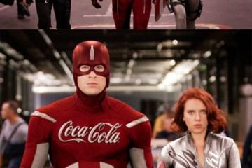 ถ้า Superheroes มีแบรนด์เนมเป็นสปอนเซอร์ 2 - Iron man