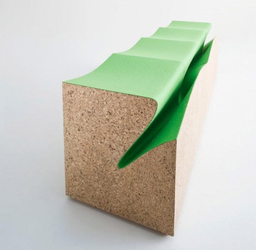 cubes04 eroded stool ES3 by im LAB..เก้าอี้สตูว์ มีช่องเก็บนิตยสารในตัว