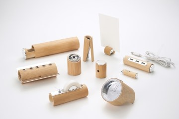 Bamboo stationary  10 - bamboo
