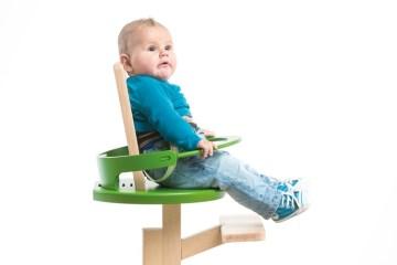 Froc modern high chair เก้าอี้ตัวเดียวใช้ได้ตั้งแต่เด็กยันโต 22 - Kid