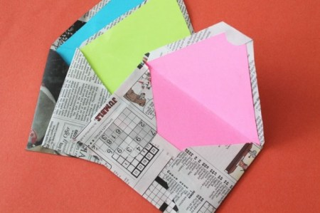 image83 450x299 8 creative ways repurpose newspaper