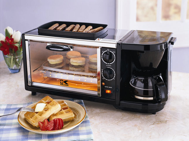 3 Multi-Tasking Breakfast Gadgets 13 - Bacon