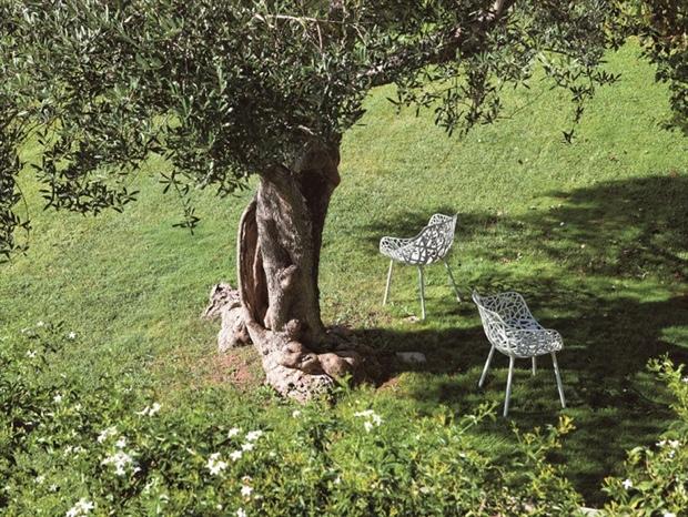25560503 161136 FOREST..เก้าอี้ที่ได้แรงบันดาลใจจากรูปฟอร์มในธรรมชาติ