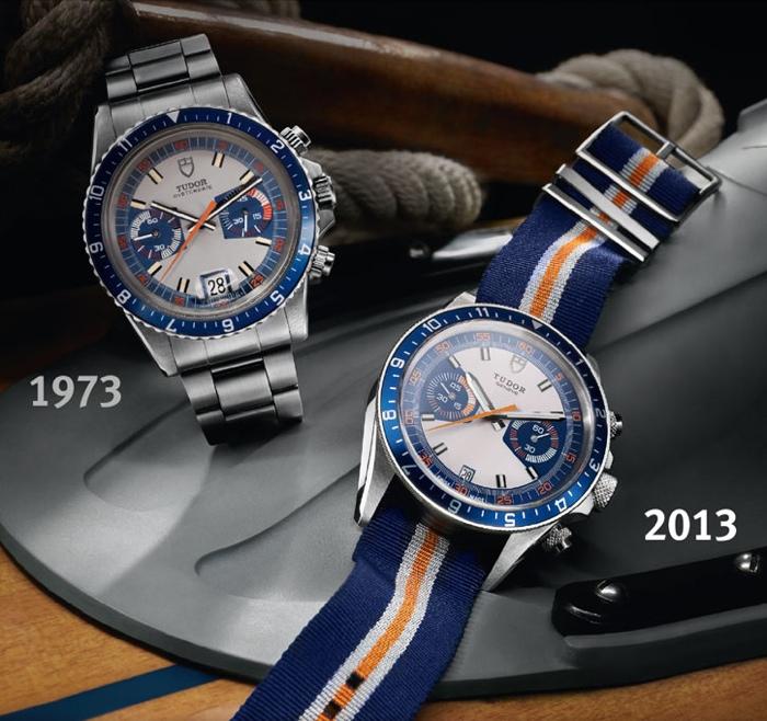 "Sponsored Video: TUDOR Heritage Chrono Blue...ใหม่ สวย สปอร์ต วินเทจ เจ้าเสน่ห์ แบบ ""Montecarlo"".. 13 - TUDOR Heritage Chrono Blue"