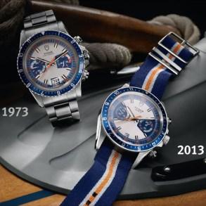 "Sponsored Video: TUDOR Heritage Chrono Blue...ใหม่ สวย สปอร์ต วินเทจ เจ้าเสน่ห์ แบบ ""Montecarlo"".. 14 - TUDOR Heritage Chrono Blue"