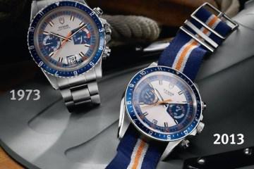 "Sponsored Video: TUDOR Heritage Chrono Blue...ใหม่ สวย สปอร์ต วินเทจ เจ้าเสน่ห์ แบบ ""Montecarlo"".. 6 - watch"