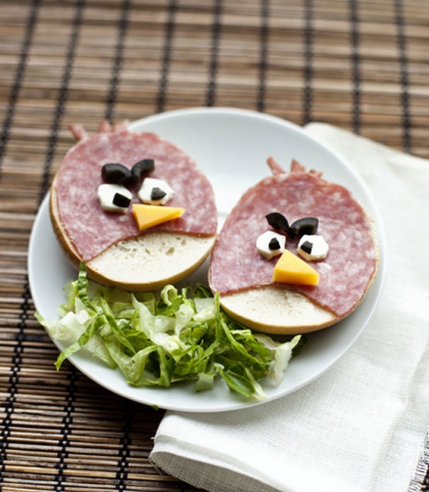 25560511 191332 Creative Food Art Ideas..มาสร้างศิลปบนจานอาหารกันเถอะ