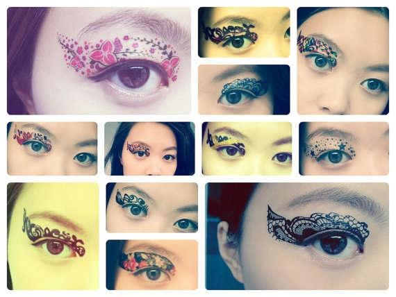 25560511 211519 Eye Tattoos..แฟชั่นใหม่ของการตกแต่งดวงตา
