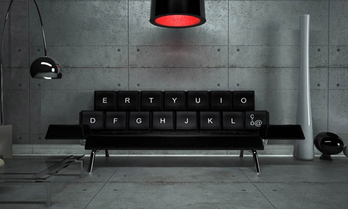 25560515 141740 Keyboard Sofa...งีบหลับกับคีย์บอร์ดได้สบายเลย..
