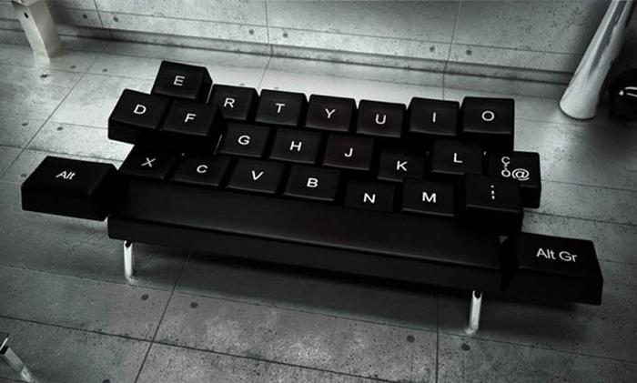 25560515 141758 Keyboard Sofa...งีบหลับกับคีย์บอร์ดได้สบายเลย..