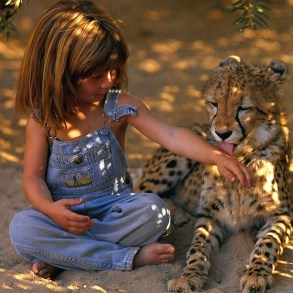 Tippi of Africa: เด็กหญิงที่เติบโตมากับป่าแอฟริกา 24 - Africa