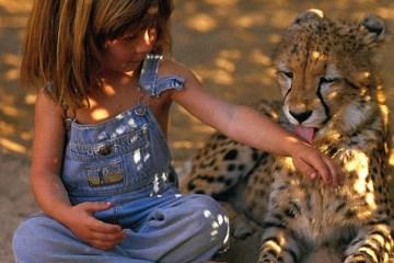Tippi of Africa: เด็กหญิงที่เติบโตมากับป่าแอฟริกา 46 - PEOPLE