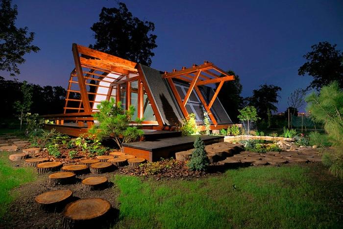 A Zero Energy House...บ้านประหยัดพลังงาน ควบคุมได้ด้วยสมาร์ทโฟน 13 - Art & Design