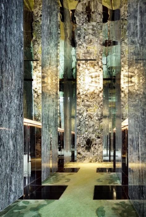25560523 182509 สวนลอยฟ้า และรูปฟอร์มสวยงาม ที่ PARKROYAL Hotel สิงคโปร์
