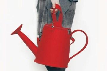 """กระเป๋าสุดแนว...ดูเหมือนทุกอย่างในชีวิตประจำวันยกเว้น...""""กระเป๋า"""""""