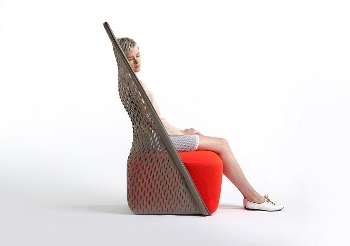 25560528 162658 Cradle...เก้าอี้ดีไซน์ทันสมัย..และนั่งสบายเหมือนนอนเปลญวน