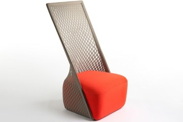 Cradle...เก้าอี้ดีไซน์ทันสมัย..และนั่งสบายเหมือนนอนเปลญวน 2 - Moroso