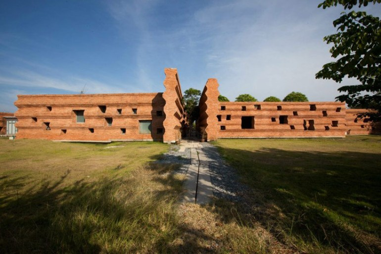 Kantana film and animation institute หนึ่งในอาคารที่น่าภูมิใจของไทย 13 - Architecture