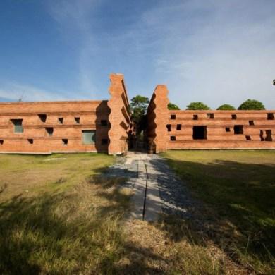 Kantana film and animation institute หนึ่งในอาคารที่น่าภูมิใจของไทย 16 - Architecture