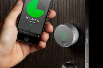 August smart lock เปิด-ปิดประตูบ้านแบบไม่ใีช้กุญแจ