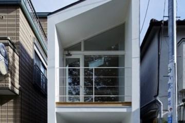 Park House บ้านเล็กๆชานกรุงโตเกียว ที่ต้องใช้พื้นที่อย่างคุ้มค่าที่สุด 10 -