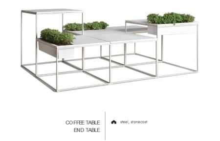 ere 450x290 Kaja by Kenneth Cobonpue โต๊ะสำหรับสร้างพื้นที่สีเขียว