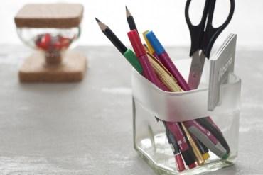 cork + glass desk accessories  16 - Glass