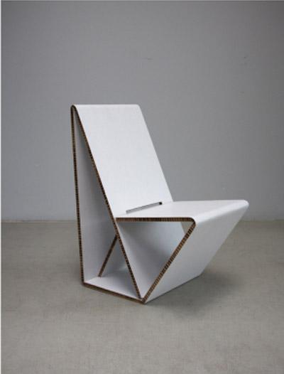 vouwwow31 Vouwwow..เก้าอี้ที่พับได้ง่ายๆจากกระดาษ 1 แผ่น