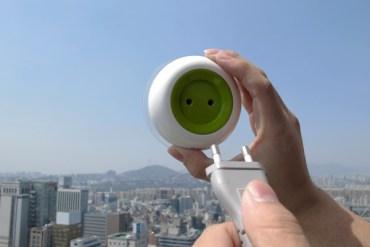Window socket ที่ไหนๆก็เสียบปลั๊กได้ 20 - Solar Power